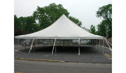 40 x 60 High Peak Pole Tent