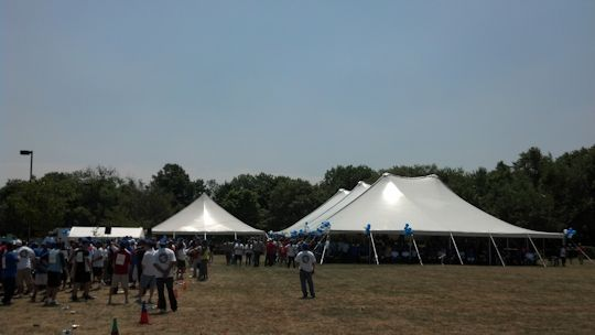 company picnic for 700 people