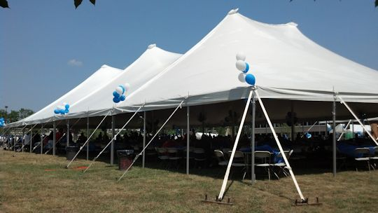 60 x 120 tent for seating