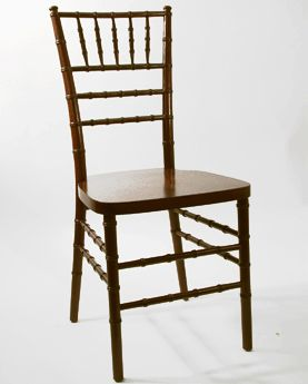 Fruitwood Ballroom Chair