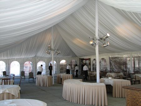 A Party Center Tent Liners